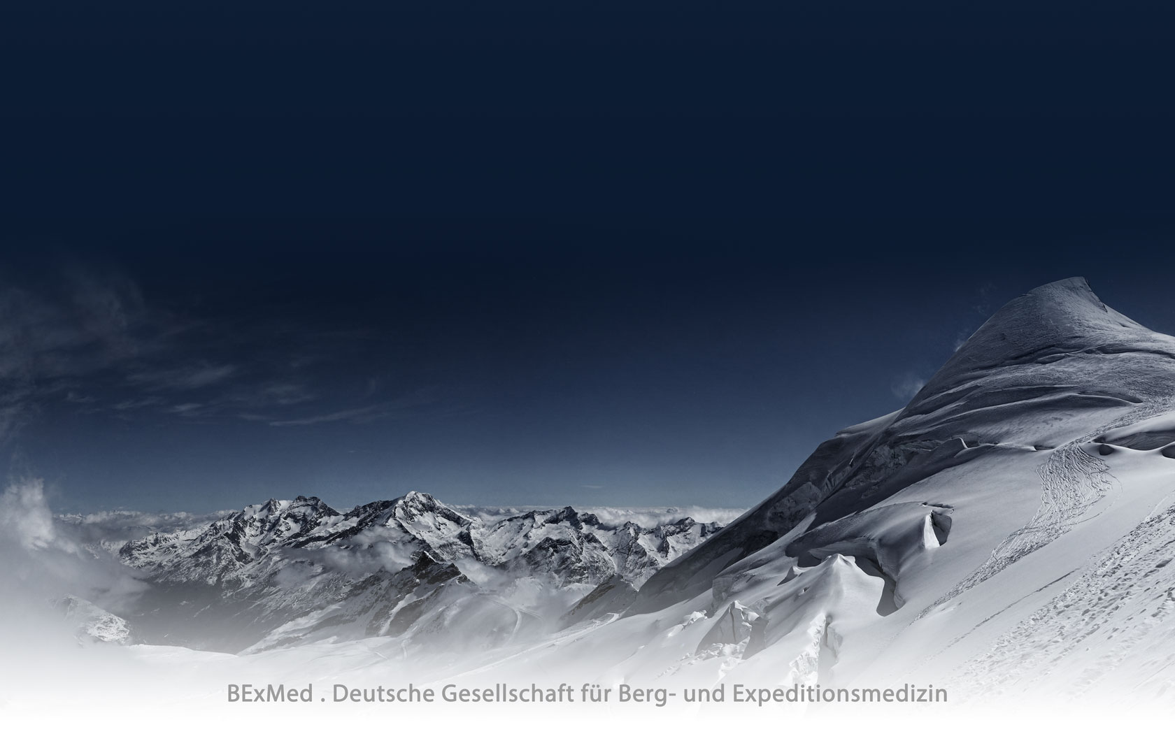 Bergmedizin Expeditionsmedizin Alpinmedizin Höhenmedizin